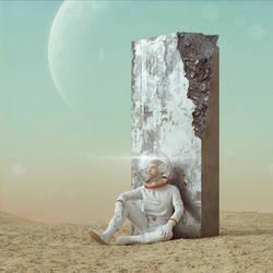 Monolith by andrzejsiejenski
