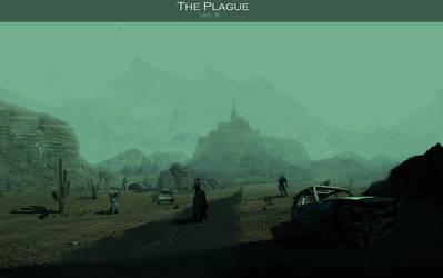 The Plague by Leooch