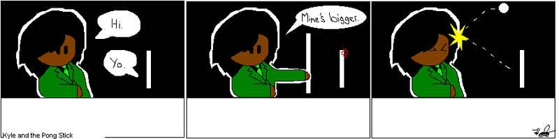 Pong Comparison by Kyle-Kalel-Xel