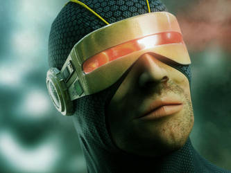 Cyclops - Astonishing X-Men by aabrownjr