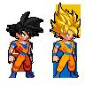 LSW Goku by rubengcdev