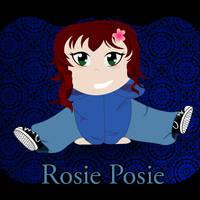 Rosie Posie Chibi by FeiticeiraRose