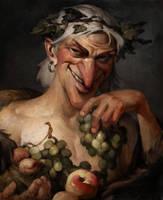 uncle Ayrat Rubens' style by Zionka