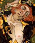 uncle Ayrat Klimt style by Zionka