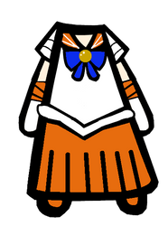 Sailor Venus Custom by MikiBandy
