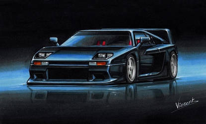 Venturi 400 GT by vsdesign69