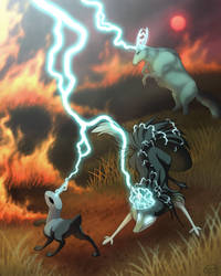Firestorm: The Enchanted by Yodeldog