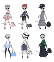 Outfit Adopt Batch [Closed] by Hecateadopt