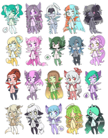 Eyes of Ether adopts [Closed] by Hecateadopt