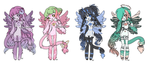 Eyes of Ether adopts [1/4 OPEN] by Hecateadopt