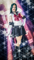 Sailor Pluto by MiddayIce