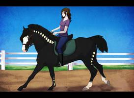 Kaaring 3/3    NorthEast-Stables  Tristan by Shinju-Tsukuda