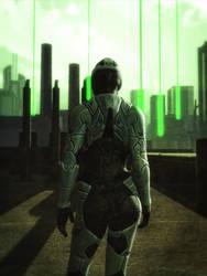 Survivor 0172 by rendercomics