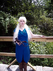 Daenerys Astapor Cosplay--Bridge by celticbard76