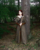 Elven Scout--Standing by celticbard76