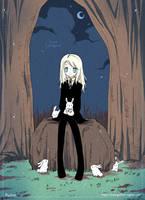 HP - Luna Lovegood by inma