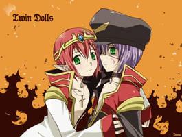 RO - Len. and Len-kun by inma