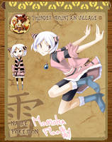 Pokimono-Momoka by hermyon