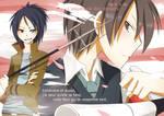 KHR-Sakura Addiction by hermyon