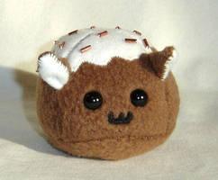A Slightly Better Choco-Puggle by callykarishokka