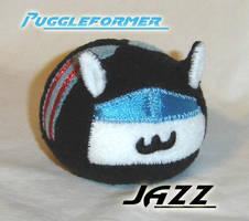 Puggleformer - Jazz by callykarishokka
