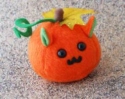 Puff Puggle Pumpkin v2 by callykarishokka