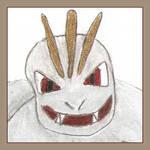 Unknown Machoke icon by Pfaccioxx