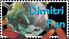 Dimitri stamp by BlurBird