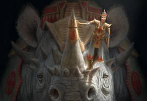 Pluriceros Rider by MarkBulahao
