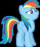 Rainbow Dash #5 by Sinkbon
