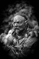 Portrait of me, Taruk Mornakh by Arckharum