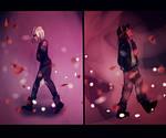 Violetine by KoroOcto