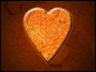 Dorito Heart by Sheepykipz