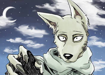 Legosi Watercolor by Johnny-Wolf