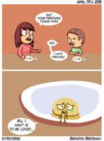 Picky Eater by BrandonPewPew