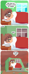 Just 5 More Minutes by BrandonPewPew