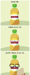 Olive Oil by BrandonPewPew