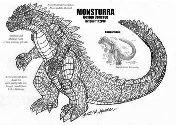 Monsturra-Design Concept-October 17, 2018 by JacobSpencerKaiju79