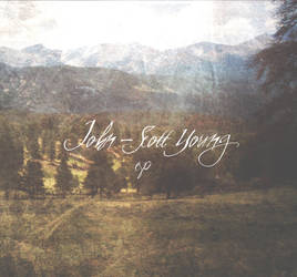 John-Scott Young EP Cover by wesleyayers