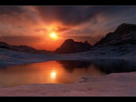 Wintery Dream by CrAzYmOnKeY