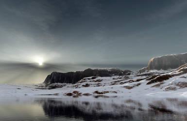 Winter Ice by CrAzYmOnKeY