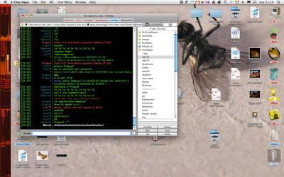 My Desktop by morpe