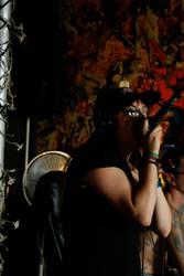 Francesca in Studio again by morpe