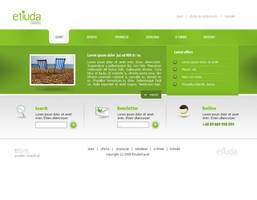 Etiuda layout by snozexp