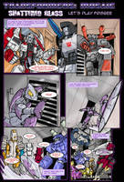 Transformers Mosaic: SG Scrounge by BDixonarts