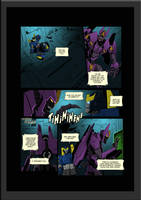 Csirac - Issue #1 - Page 14 colors by BDixonarts