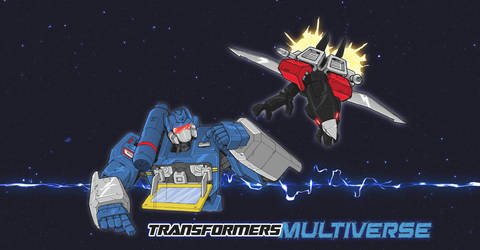 Soundwave Multiverse banner by BDixonarts