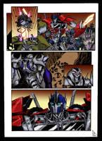 TF Prime sample colors by BDixonarts