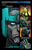 Transformers Multiverse: Youth by BDixonarts