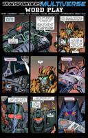 Multiverse: Word Play Final by BDixonarts